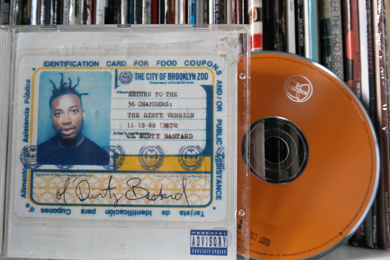Shout Out New York X United Crates Present: ODB-Sides
