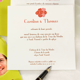 Les carte d invitation de mariage