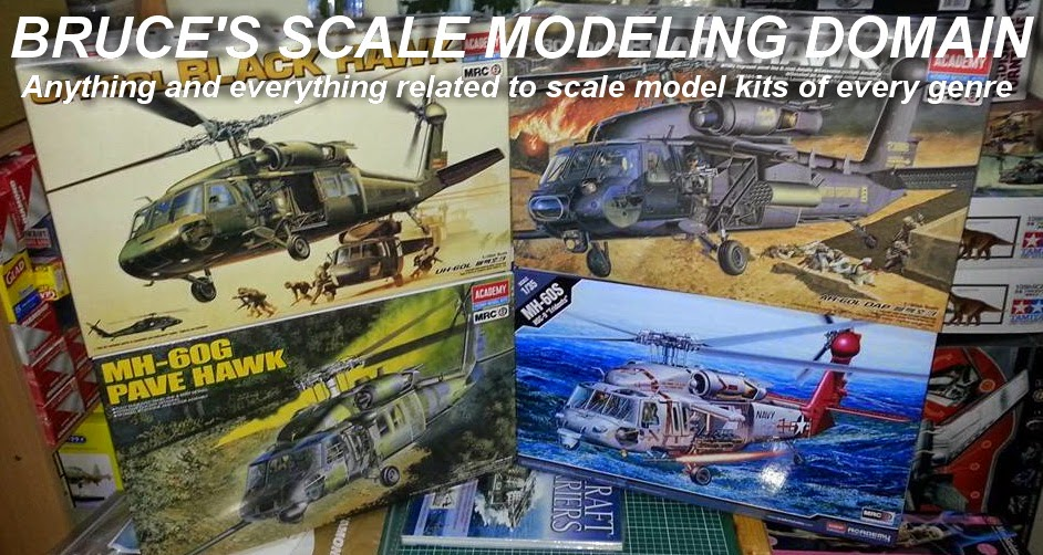 Bruce's Scale Modeling Domain