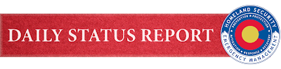 graphic stating Daily Status Report
