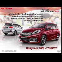 Keunggulan Honda Mobilio