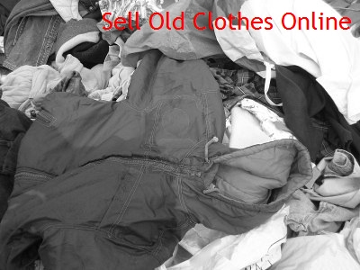 sell old clothes online