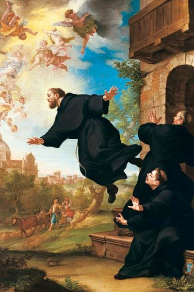 Catholic News World : Novena to St. Joseph Cupertino and Special ...