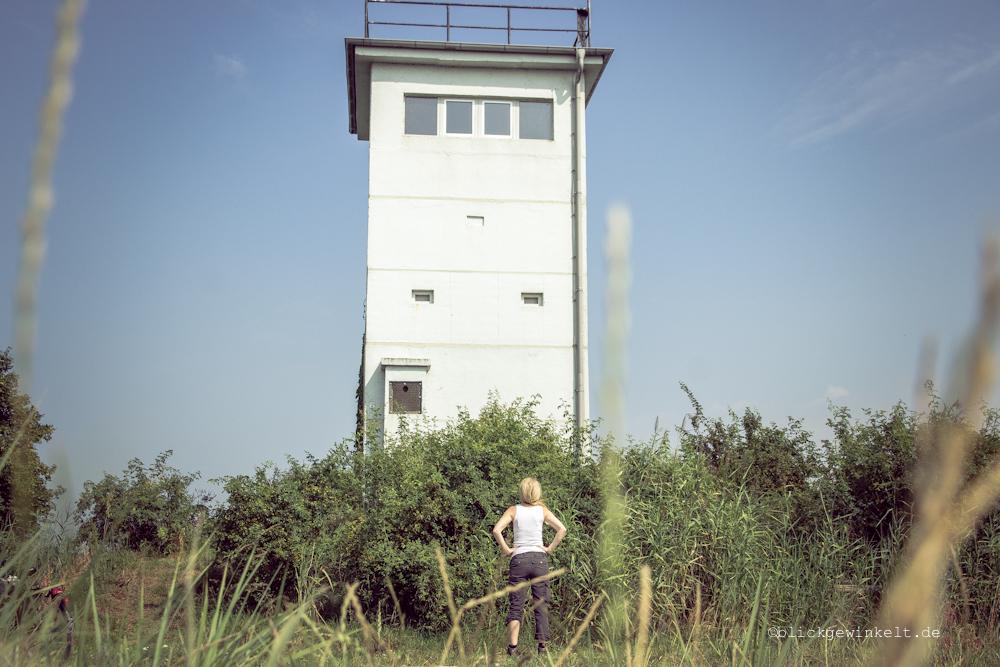 Grenzturm bei Lenzen