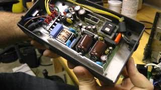 fitel fiber optic fusion splicer teardown and repair