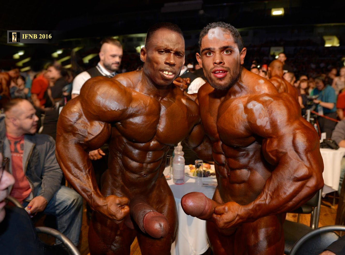 The IFNB Report: Massive Muscle and Cock Blog: IFNB 2016 ...