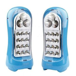 Buy 2 in 1 – 12 LED Rechargeable Emergency Light + 3 LED Torch for Rs.279 : BuyToEarn