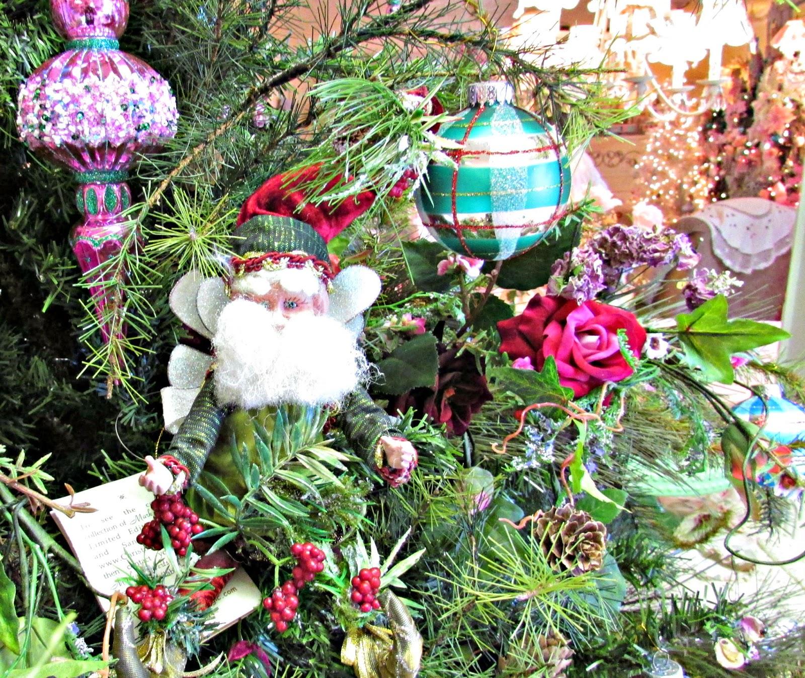 Penny\'s Vintage Home: Fairy Tale Christmas Tree