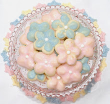 Pastel Spritz Cookies