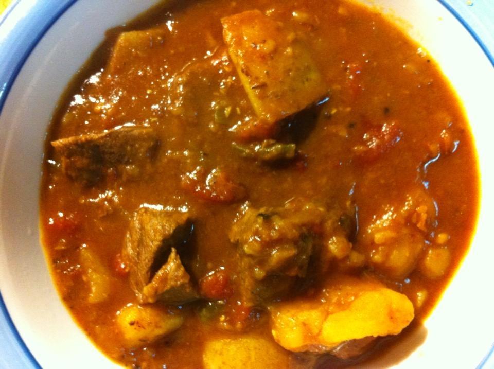recipe: pressure cooker lentil curry [30]