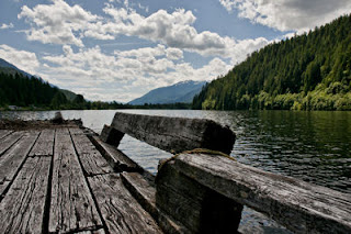 Best Places to See in British Columbia, Canada, Little Harrison Lake