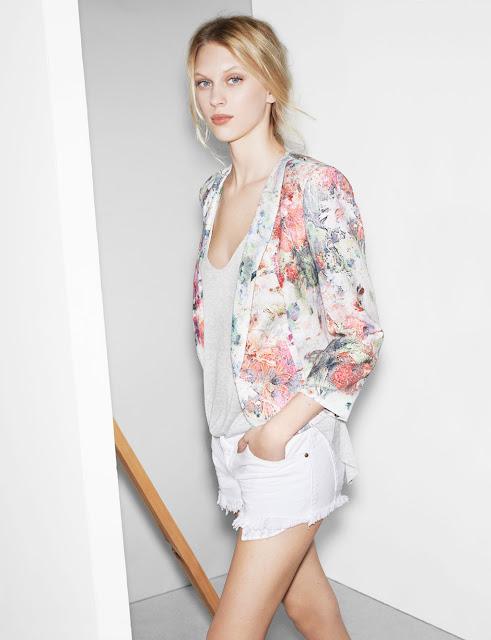 zara lookbook may 2013