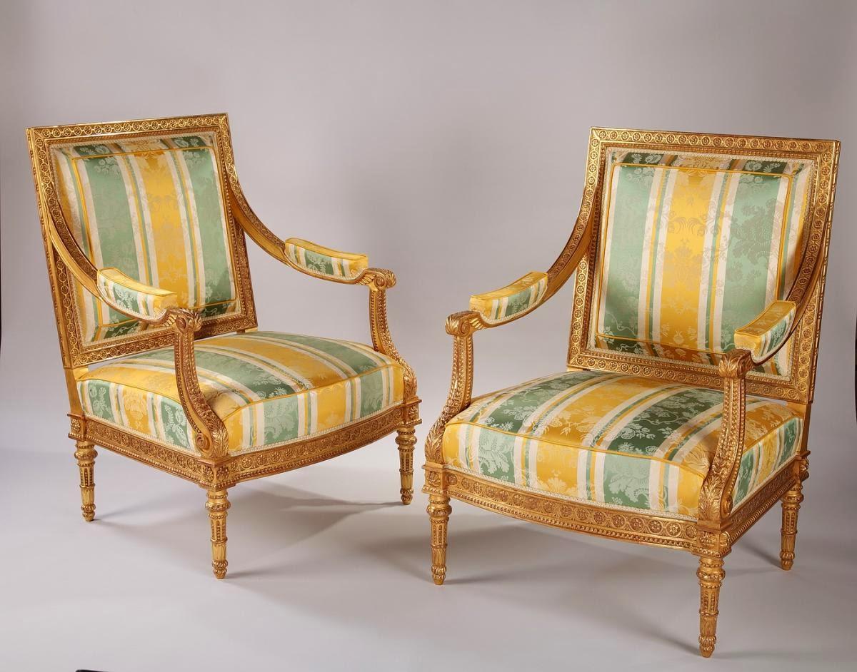 Il blog degli antiquari: Lo stile Luigi XVI: l\'arte del Neoclassico