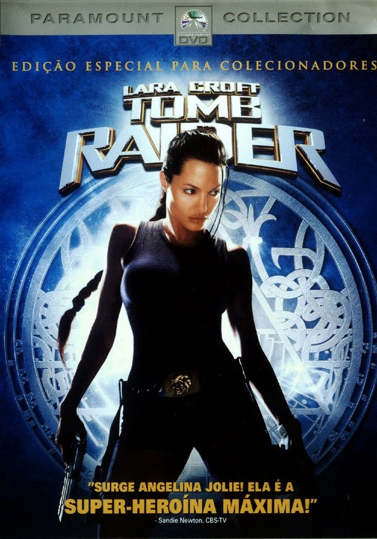 Lara Croft: Tomb Raider – Dublado (2001)