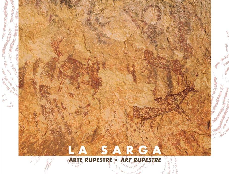 La Sarga - Art rupestre