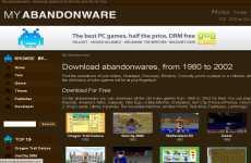 Jugar juegos antiguos online (abandonware): My Abandonware
