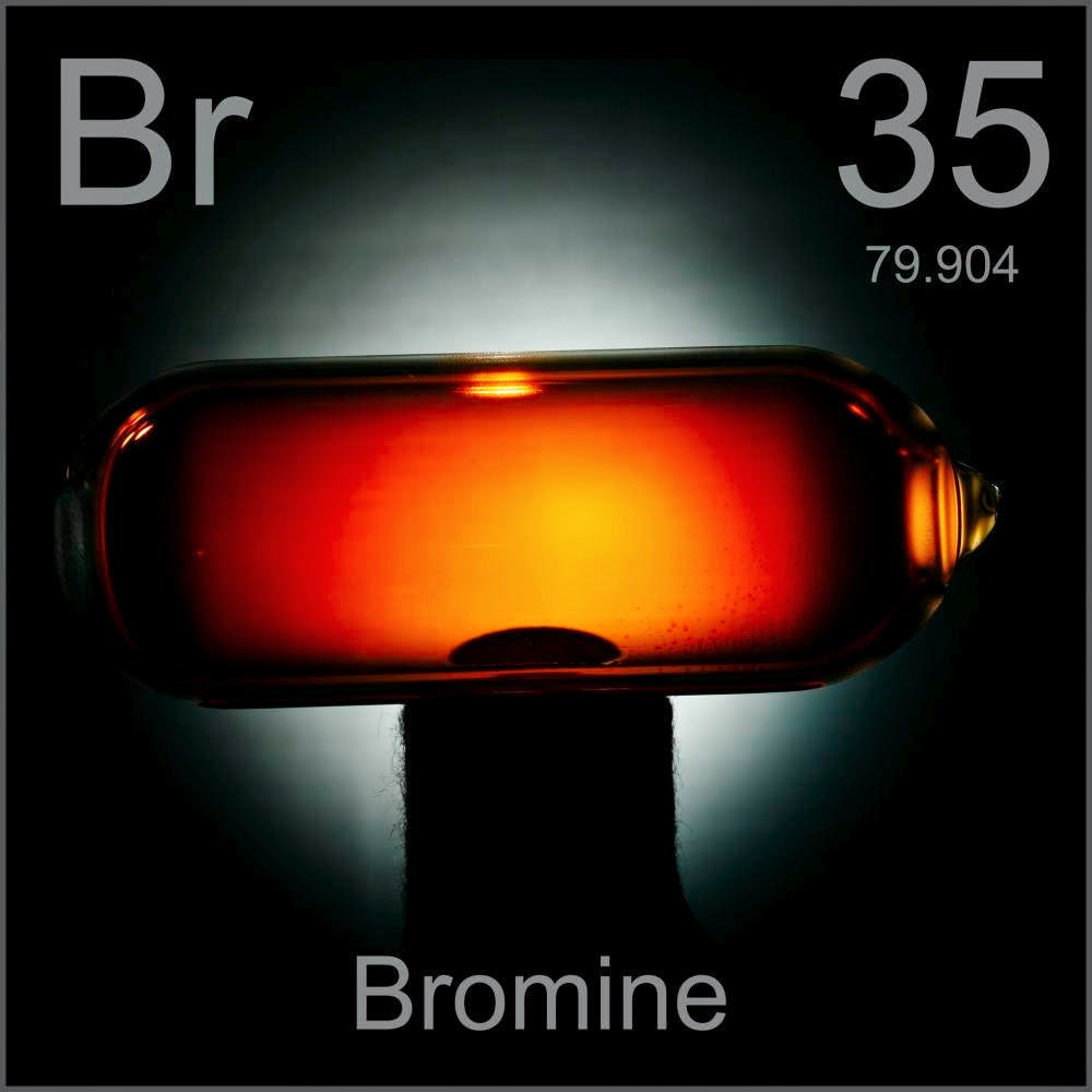 Bromine Images