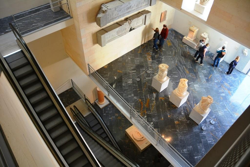 Theatro Romano Cartagena Museum