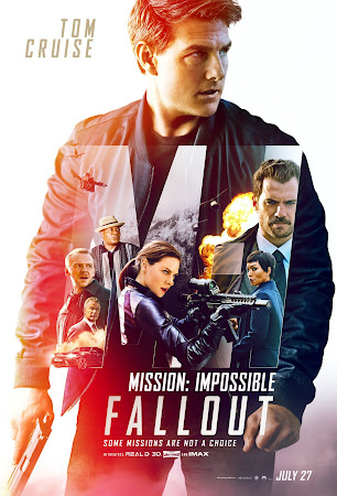 Poster Of Mission: Impossible - Fallout 2018 In Hindi Bluray 720P Free Download