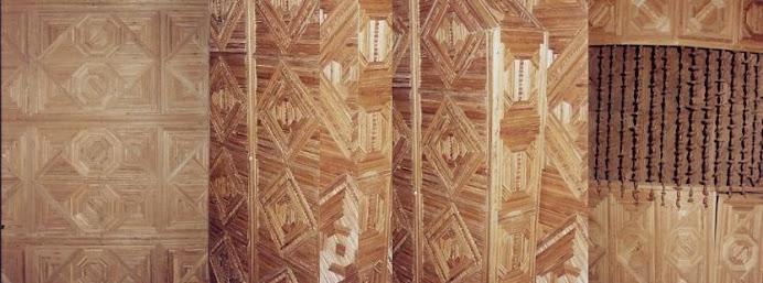 Décorer vos maisons, Hôtels, Cabarets, Bungalow avec les plafonds en bambous de Raphia