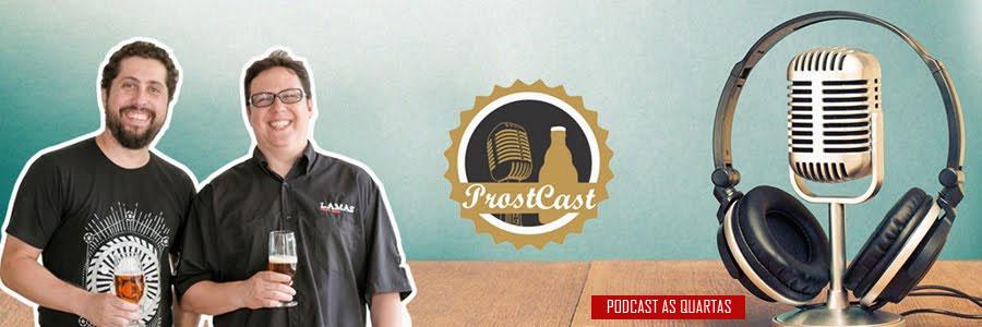 ProstCast o seu podcast sobre cerveja