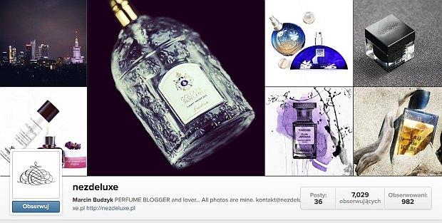 Instagram Nez de Luxe