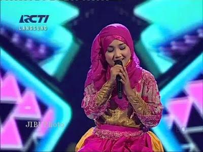 Fatin Shidqia Lubis Juara X Factor Indonesia 2013
