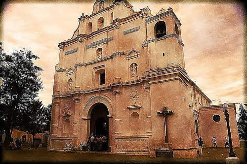 La Iglesia de Chalchuapa