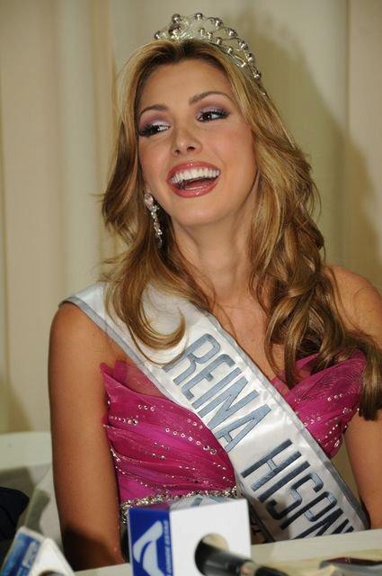 carolina medina,Reina Hispanoamericana Venezuela 2010