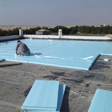 Image result for العزل الحراري للأسطح