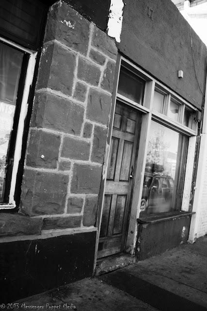 Flagstaff door