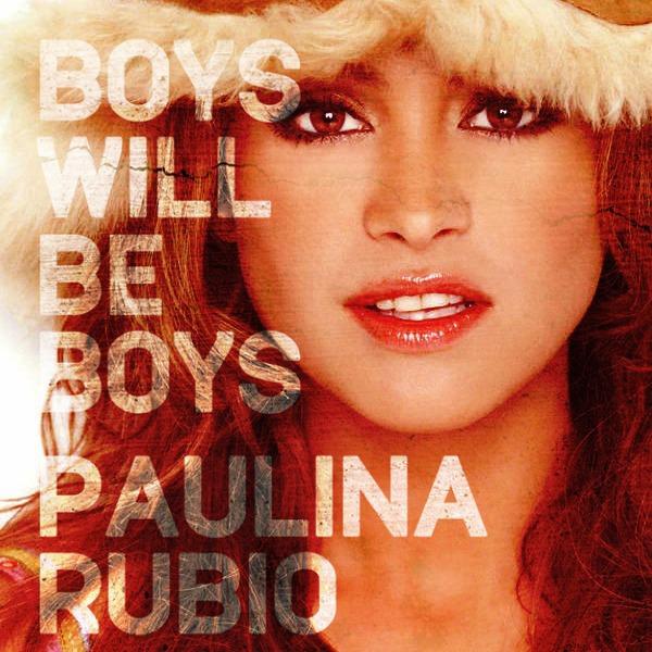Paulina Rubio - Boys Will Be boys MP3+G  Paullina+rubio