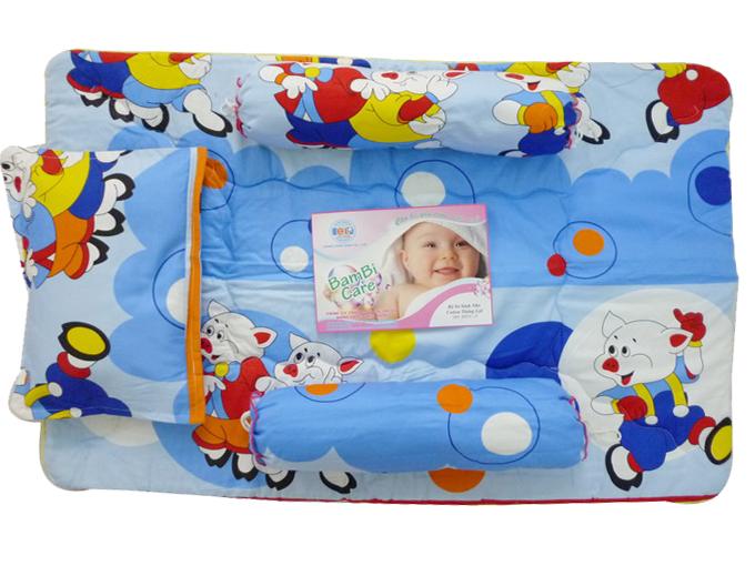 Drap (Ra) chống thấm cotton cao cấp Bảo Hân: bảo vệ nệm cho bé yêu không lo bị nóng, Bảo Hành 6 thg - 5