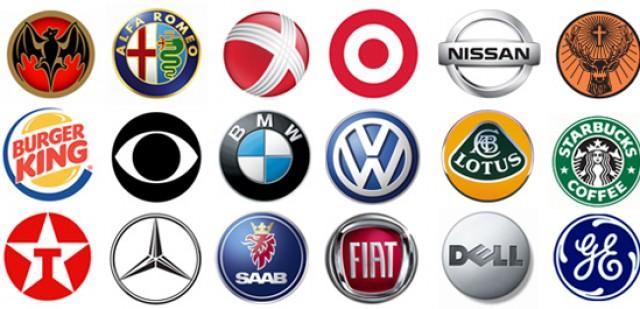 Red Automotive Logos Car brands logos