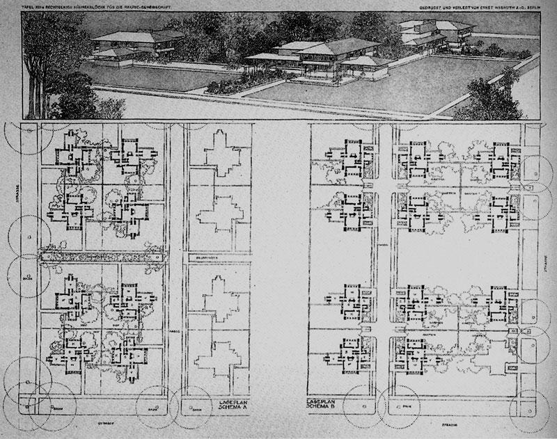 Urban Planning Frank Lloyd Wright The Greatest Suburban