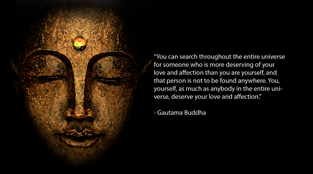 One Buddha Teaching That Will Tell You More About Yourself Than Anything Else