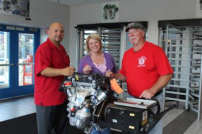 Flint Engine Builds Millionth 1.4L Engine and Prepares Ecotec Engine Production