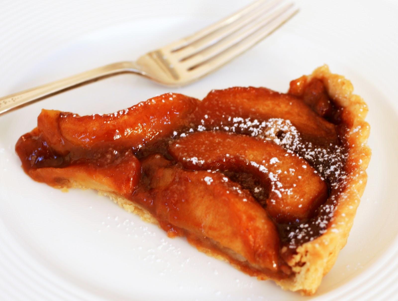 Tish Boyle Sweet Dreams: Caramel Apple Tart