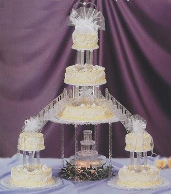 pasteles de boda fantasiajpg+(4) Pasteles de boda clásicos