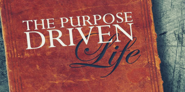 """the purpose driven life summary The purpose-driven life is a sermonic work on how to live the christian life that this should be a new york times """"number-one bestseller"""" is most extraordinary warren, pastor of the saddleback church in lake forest, california, is known for his influential book the purpose-driven church (grand rapids: zondervan, 1995), together with well-attended seminars for church leaders."""