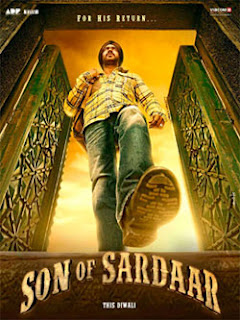 Son of Sardar (2012) Movie Watch Online