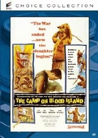 CAMP ON BLOOD ISLAND (Val Guest, 1958)