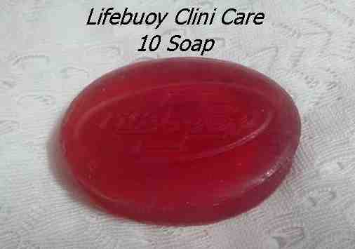 Lifebuoy Clini Care 10 Soap