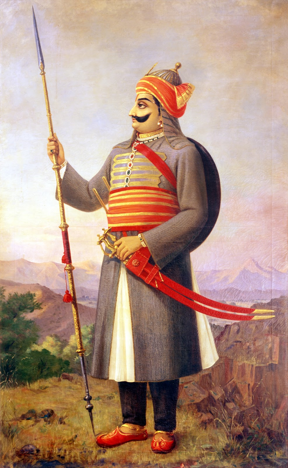 Maharana PratapKshatriyas Warriors