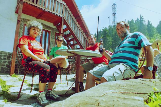portrete cabana cozia august 2013