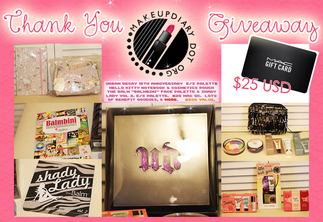 JC's Giveaway!!