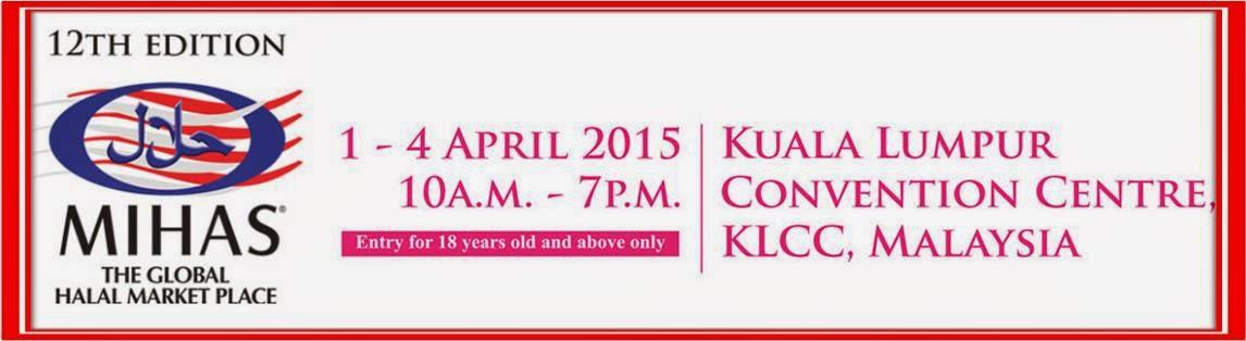 SELAMAT DATANG MIHAS 2015 KLCC