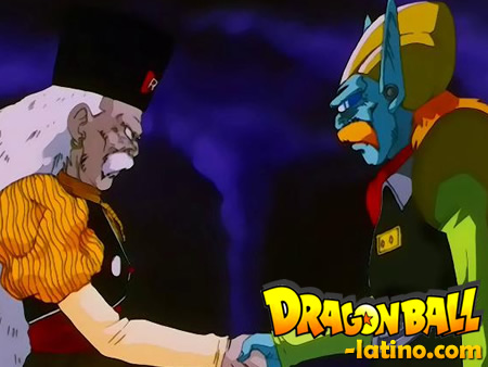 Dragon Ball GT capitulo 42