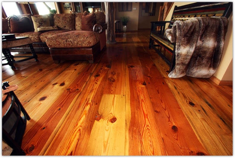 America S Floor Source The Value Of Antique Heart Pine