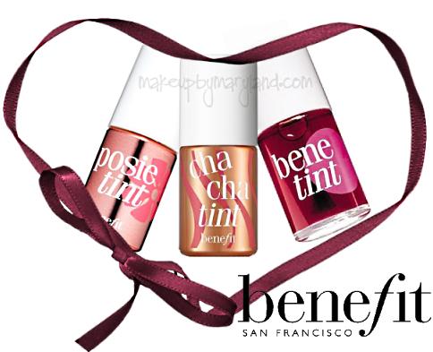 Benefit Cosmetics: Benetint - Posietint - Cha cha tint-336-makeupbymariland